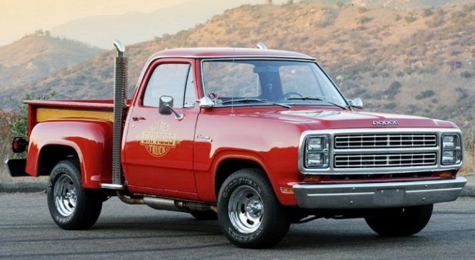 Dodge Adventurer Li'l Red Express Truck (1978 год)